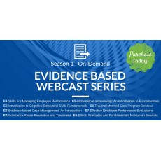 On-Demand Evidence-Based Training: Webcast Season 1